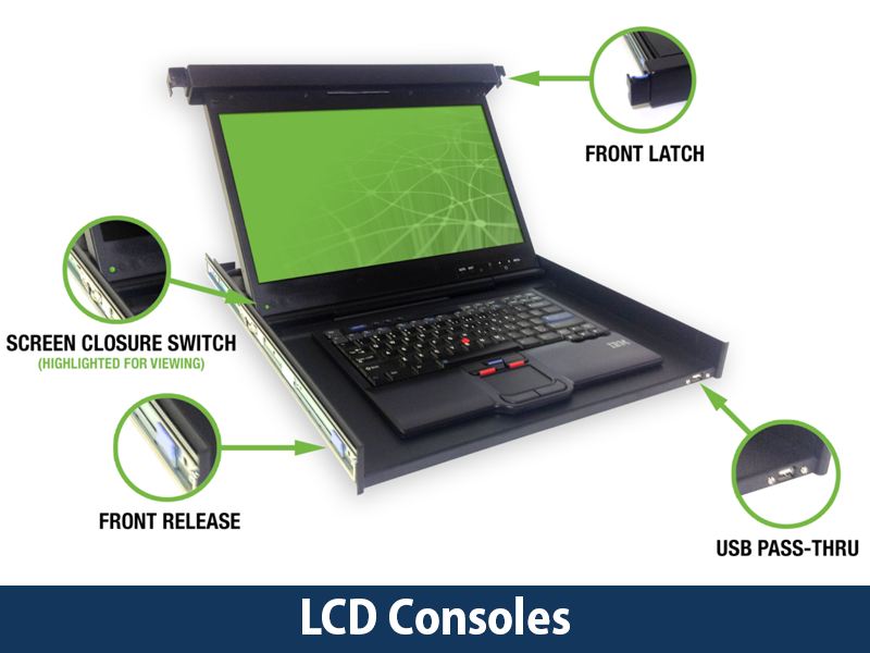 LCD Consoles